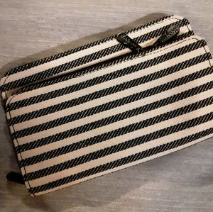 Perfect Cents wallet twill stripe